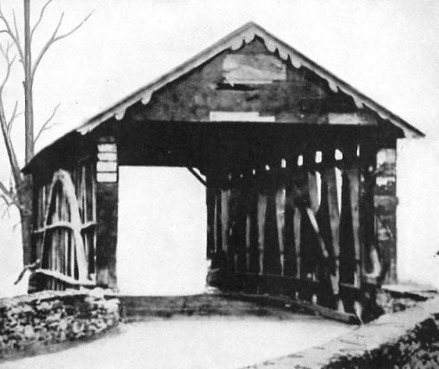 Catoctin Covered Bridge