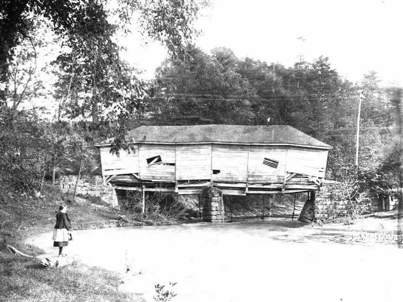 Folck's Mill Covered Bridge