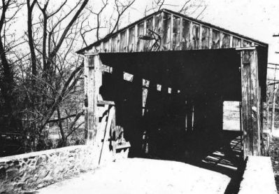 Franklintown Covered Bridge