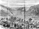 Harpers Ferry Bridge 1861
