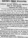 Harpers Weekly Article June 1861
