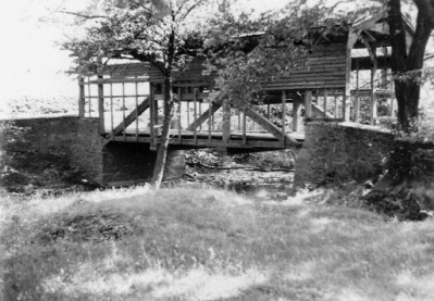 Kirk's Covered Bridge 1938