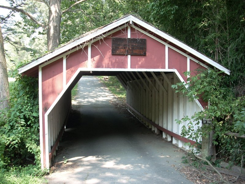 Lawson King Covered Bridge