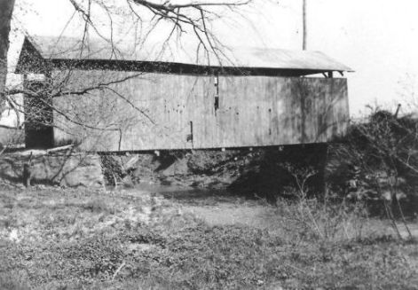 Red Covered Bridge 1938
