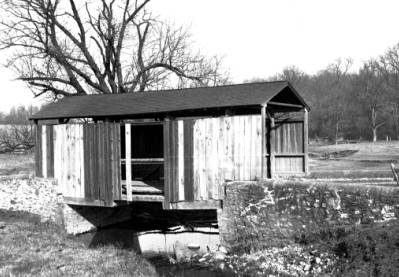 Reynolds Covered Bridge 1940