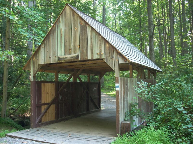 Valieant Covered Bridge
