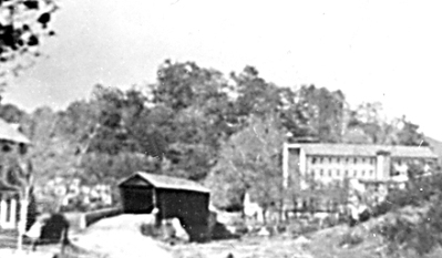 Warren Factory Covered Bridge